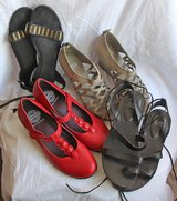8.5 size set of 4 pairs of shoes in Okinawa, Japan