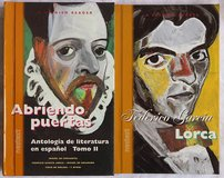 Spanish literature books (2), in Spanish in Okinawa, Japan