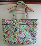Vera Bradley large bag in Okinawa, Japan