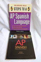 Spanish grammar books (2) in Okinawa, Japan