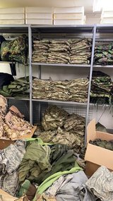 Military Surplus bought and sold in Lakenheath, UK