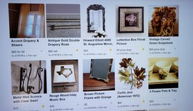 My Household items in this category are 1/2 off the price shown in my ad in Wheaton, Illinois