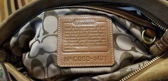 Coach  Bwot Shoulder Bag in Fort Polk, Louisiana