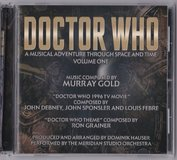 Doctor Who CD: A Musical Adventure Through Space and Time, Vol 1 in Batavia, Illinois
