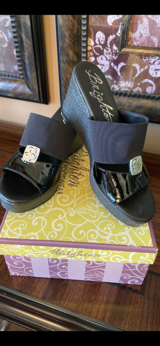 Ladies Black Brighten Size 8.5 Shoes * NEW in Kingwood, Texas