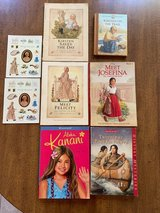 6 American Girl Chapter Books - Historical Fiction Based on the Dolls in Cherry Point, North Carolina