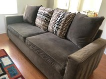 Couch set with Love seat in Aurora, Illinois