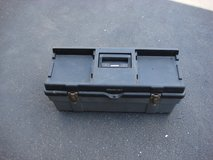 """25 X 9 3/4 X 9 """" TALL STACK ON PLASTIC TOOL BOX in Yorkville, Illinois"""