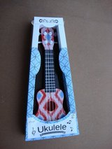 "KIDS 6 "" X 16 "" PLASTIC UKULELE in Bartlett, Illinois"