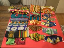 AFRICAN PRINTED FACEMASKS in Nellis AFB, Nevada