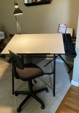 Drafting table in Sugar Grove, Illinois