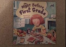 NEW The Night Before First Grade book in Camp Lejeune, North Carolina