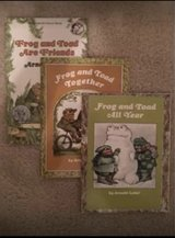 Frog and Toad books in Camp Lejeune, North Carolina