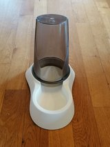 Small pet feeder in Ramstein, Germany