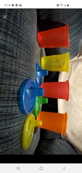 Take and toss sippy cups in Fort Polk, Louisiana
