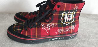 Polo Ralph Lauren high top shoes in Ramstein, Germany