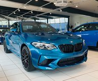 2021 BMW M2 Competition 0-60 4.2 sec (405HP) in Wiesbaden, GE