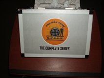 The Man from U.N.C.L.E. Complete DVD series 41 disks in briefcase in Naperville, Illinois