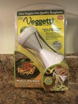 NEW Veggetti Spiral Vegetable Cutter in Camp Lejeune, North Carolina