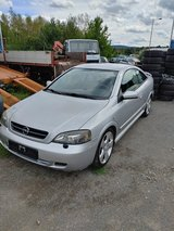 Great 2002 Opel Astra Sports Coupe by Bertone one owner. in Ramstein, Germany