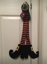 NWT Halloween Novelty Witch's Legs Decor in Camp Lejeune, North Carolina