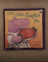 Tiny Tilda's Pumpkin Pie book in Camp Lejeune, North Carolina
