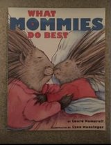 What Mommies Do Best/What Daddies Do Best book in Camp Lejeune, North Carolina