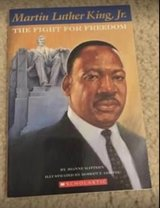 Martin Luther King books in Camp Lejeune, North Carolina