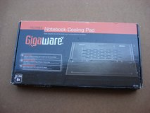 GIGAWARE FOLDABLE NOTEBOOK COOLING PAD in Aurora, Illinois