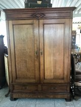 beautiful antique Luxembourgish armoire in Stuttgart, GE