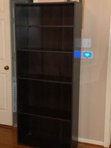 NEW...Espresso Bookcase in Kingwood, Texas