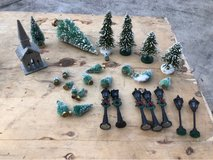 Miniature Christmas  trees in Kingwood, Texas