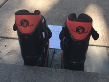 Geospace Air Kicks Anti-Gravity Boots - Red, Size Small in Naperville, Illinois