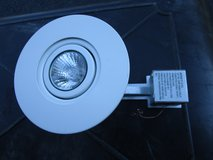 """Lithonia Lighting 4"""" 50W Dimmable Recessed White Gimbal kit in Bolingbrook, Illinois"""