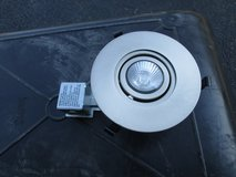 """Lithonia Lighting 4"""" 50W Dimmable Recessed Nickel Gimbal kit in Bolingbrook, Illinois"""