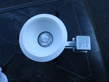 "Lithonia Lighting 4"" 50W Dimmable Recessed White Baffle kit in Joliet, Illinois"