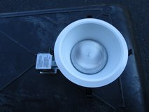 """Lithonia Lighting 5"""" 75W Dimmable Recessed White Baffle Downlight in Chicago, Illinois"""