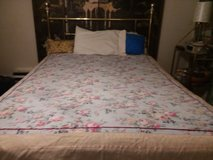 Queen size Captain's bed with 5 drawers in Yucca Valley, California