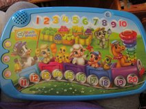 Leapfrog Touch Magic Counting Train in Naperville, Illinois