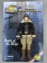 General George S. Patton Jr. The Ultimate Soldier 21st Century Toys in Camp Pendleton, California