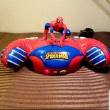 Spiderman Plug In And Play TV Video Game by Jakks Pacific in Naperville, Illinois