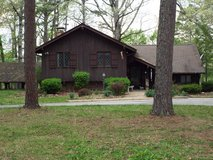 Rustic/Lodge style home, High above the Big Piney River in Fort Leonard Wood, Missouri