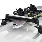 Mini Roof Rack with Bicycle, Ski and Snowboard Attachments in Stuttgart, GE