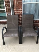 Two Patio Chairs in Kingwood, Texas