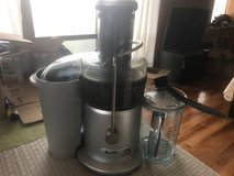 Juicer from Breville in Okinawa, Japan