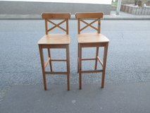 3 IKEA Ingolf bar stools (counter height chairs) in Ramstein, Germany