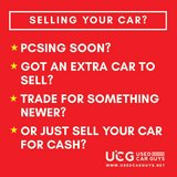 Looking to sell your vehicle? in Stuttgart, GE