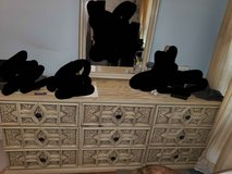 Dresser and Nightstand in Conroe, Texas
