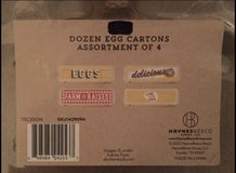 NIP Assortment of 4 Dozen Egg Cartons in Camp Lejeune, North Carolina