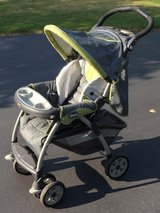 Chicco Baby Stroller in Yorkville, Illinois